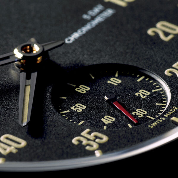 C1 Morgan 3 Wheeler Chronometer