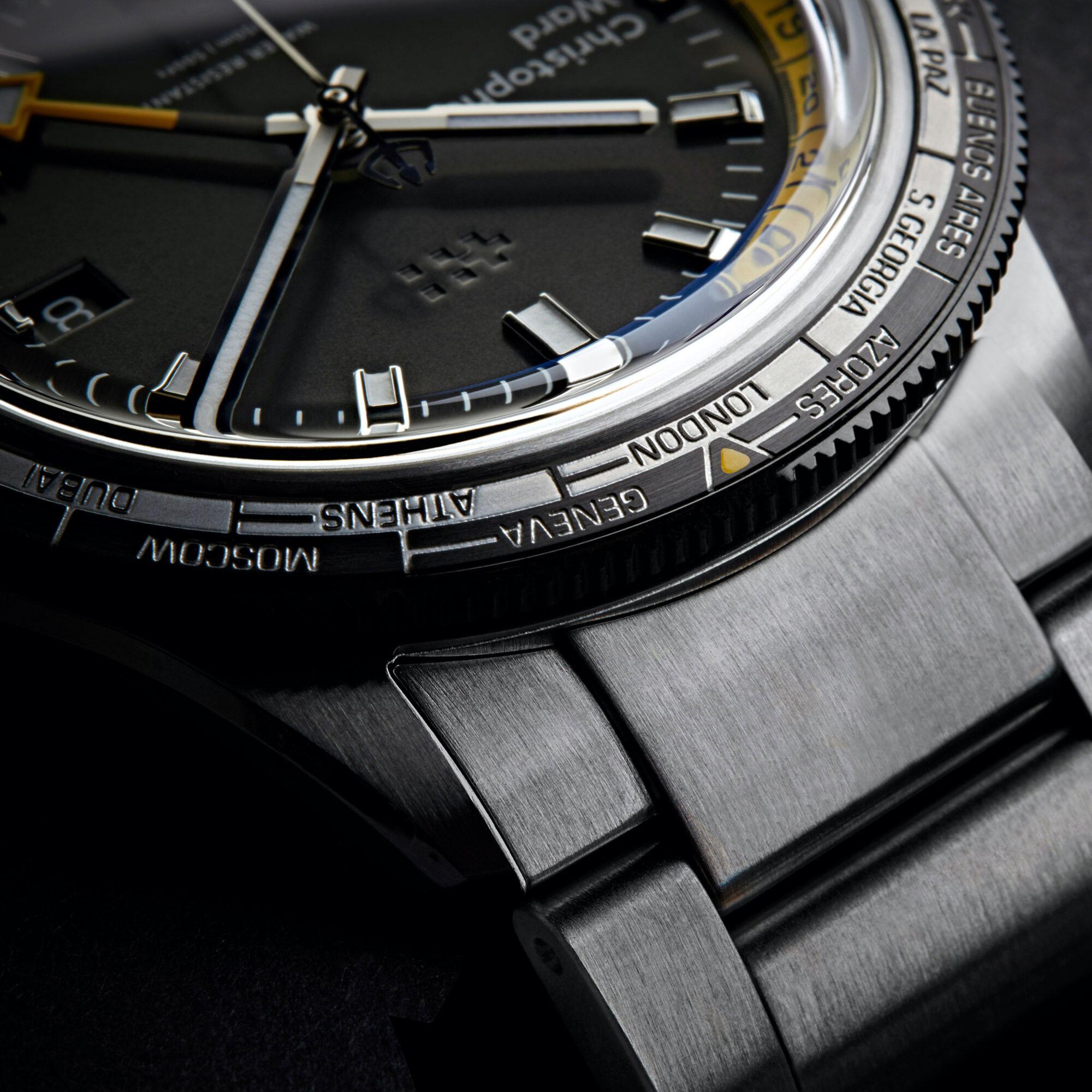 C65 GMT Worldtimer