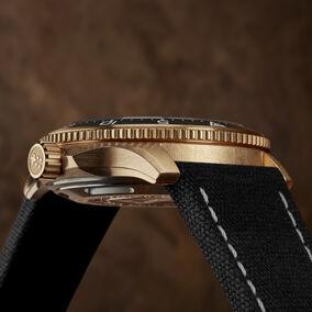 C60 Trident Bronze Ombré COSC Limited Edition