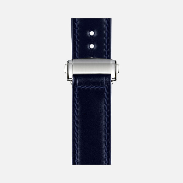 Cordovan Leather Strap