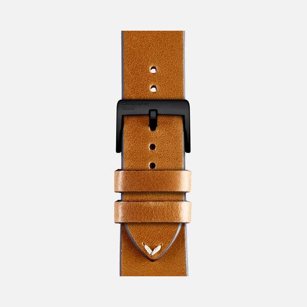 Tiber Leather Strap