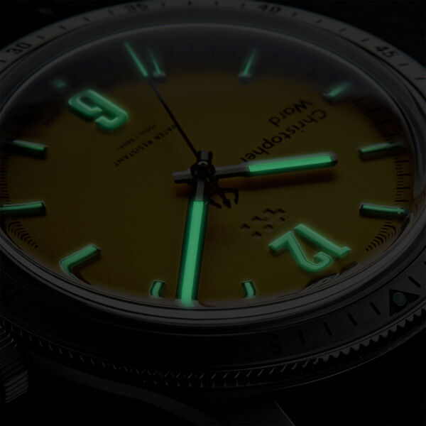 C65 Trident 316L Limited Edition - Yellow