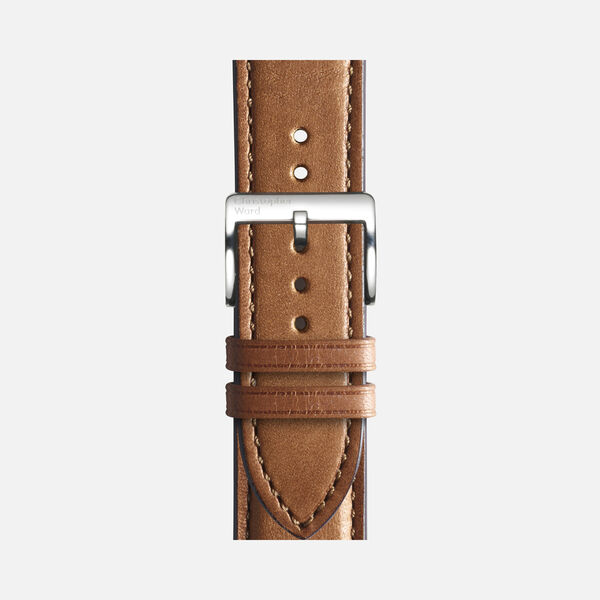 Oak Leather Strap