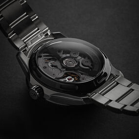 C60 Gunmetal Bracelet Abyss SH21