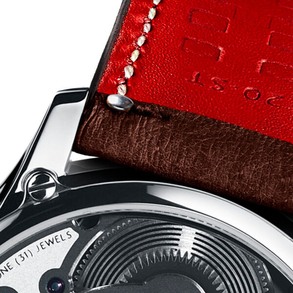 Peccary Leather Strap