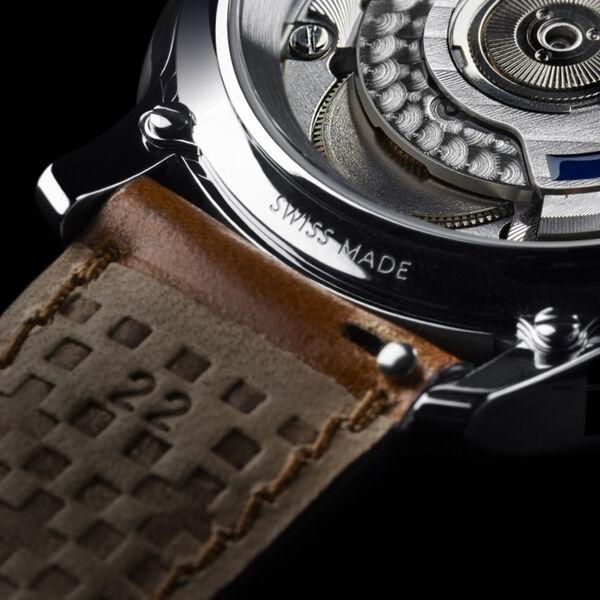 Cordovan Leather Strap