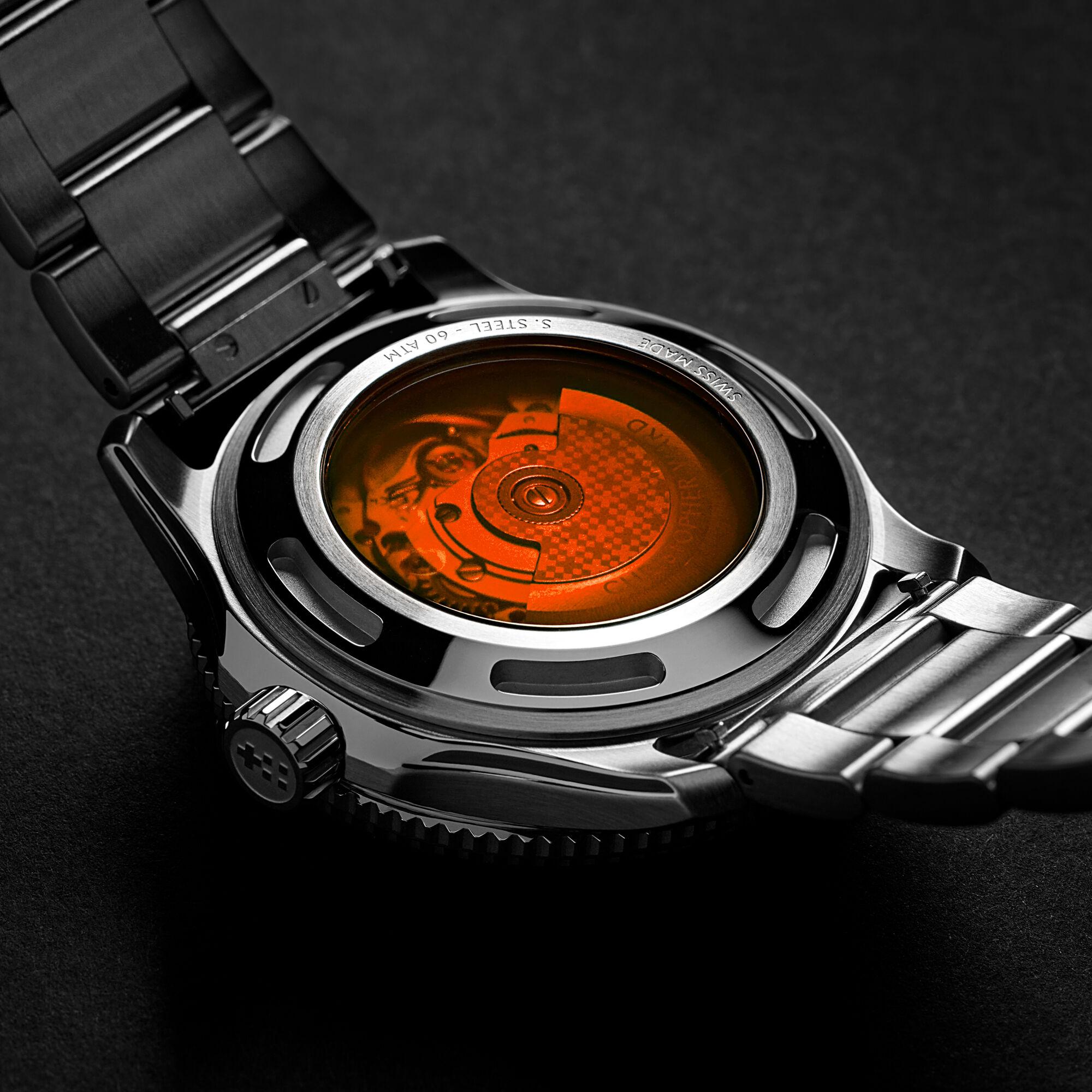 C60 Sapphire Orange
