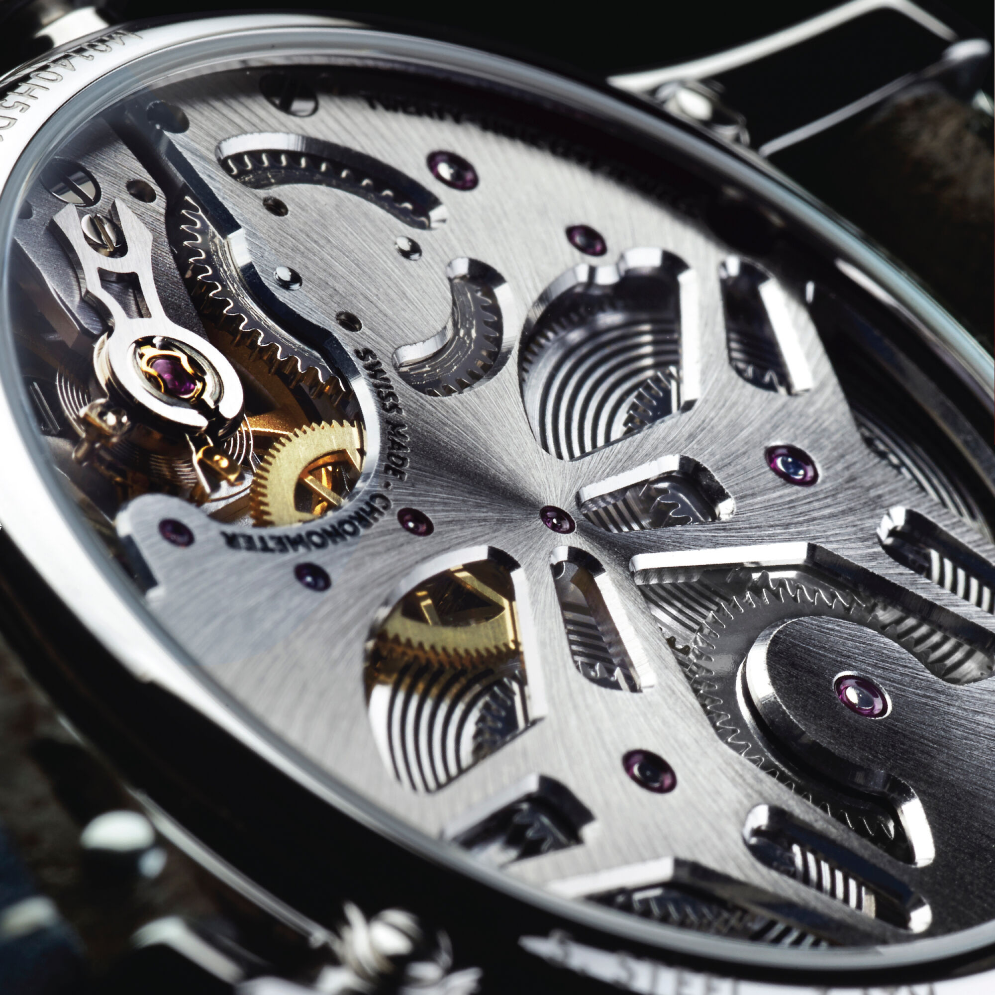 C1 Morgan Classic Chronometer - New Wings