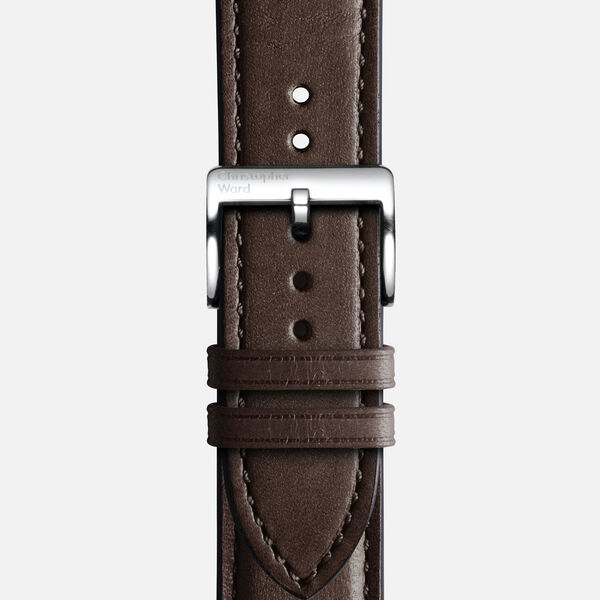 Brown Oak Leather Strap
