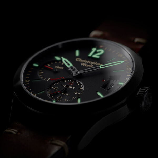 C8 Power Reserve Chronometer