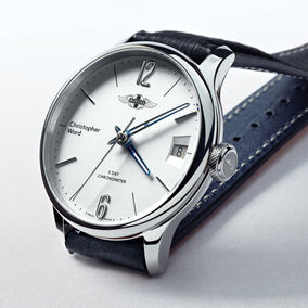 C1 Morgan Classic Chronometer - Traditional Wings