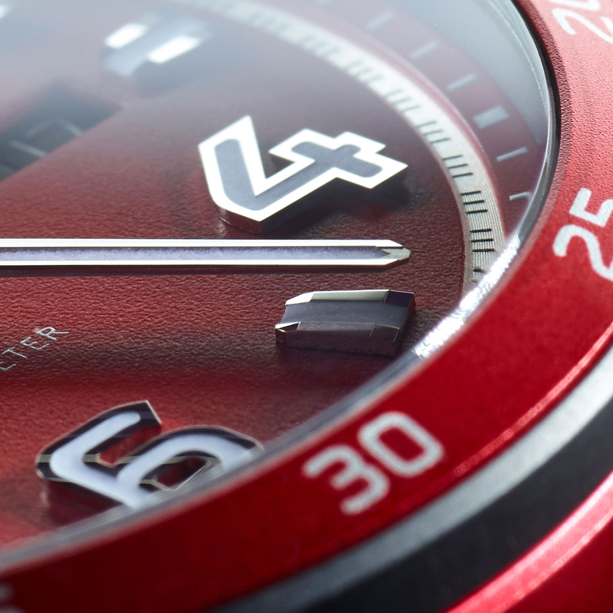 C7 Rosso Corsa COSC Limited Edition